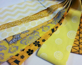 Jelly Roll Fabric Strips