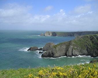 Pembrokeshire Coast 5x7 Photograph