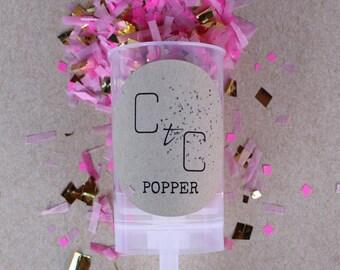 CtC Confetti Popper x 10