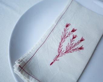 Fynbos napkins (set of 2)