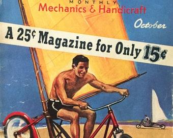 October 1939 Popular Science Magazine