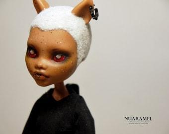 OOAK Custom Monster high doll Clawdeen Wolf – Dance Girl