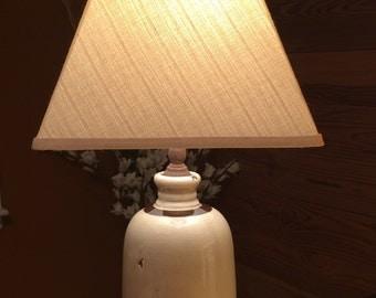 Vintage Jug lamp