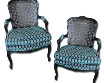 Cane Chair (Set of 2)