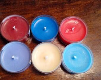 6 Fragrance Samler Pack