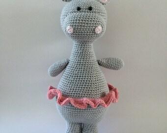 Oda the Hippo