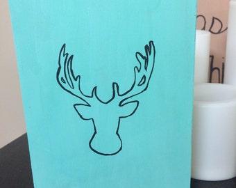 Tiffany blue buck