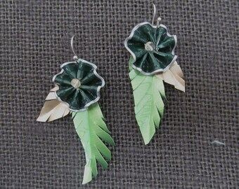 Earrings Stacy-BU Fordul Fresh Green