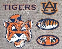 University of Auburn Tigers Alabama logo svg dfx jpg jpeg eps layered cut cutting files cricut silhouette die cut decal vinyl