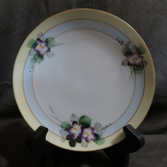 Meito China Japan Hand Painted