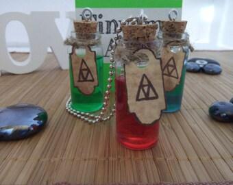 Zelda Potion Pendant Necklace