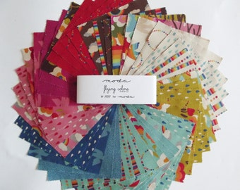 "Flying Colours 5"" Charm Pack by Moda"