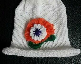 "Cycling Cap ""Gebera Blooms"""
