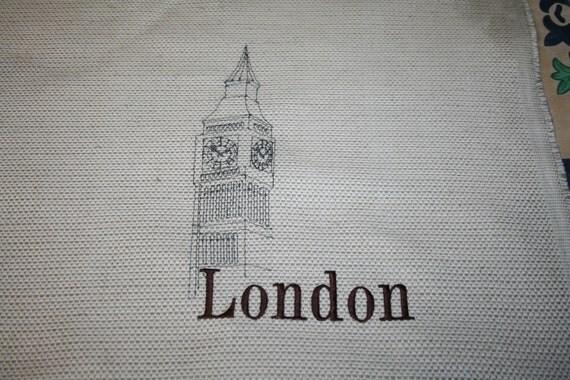 Cities pisa paris london machine embroidery design