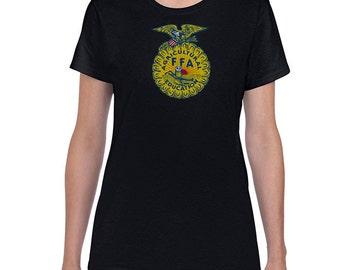 FFA Future Farmers of America ladies t-shirt