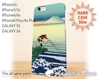 iPhone5 case iPhone5s case iPhone6 case iPhone6s case iPhone6 Plus  case iPhone6s Plus case GALAXY case Ukiyo-e Katsushika Hokusai