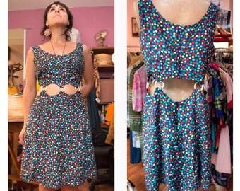 Vintage dress, art, design