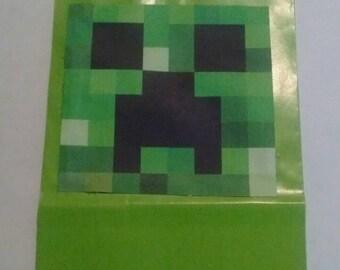 12 Creeper Gift Bags