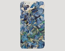 Vincent van Gogh phone case iPhone case for iPhone 6 Plus case classic art iPhone 5s cover irises iPhone 4 case Samsung Galaxy S4 S5 S6 case