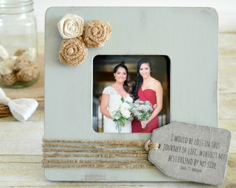 Custom Friendship Picture Frame