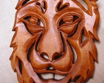 Leo Constellation,  Leo,  Zodiac,  Wooden Leo,  Sign Lion,  Wood carving Lion,  Carving wall Lion