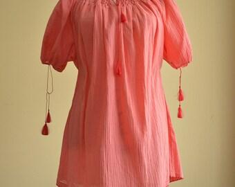 Handmade blouse for women