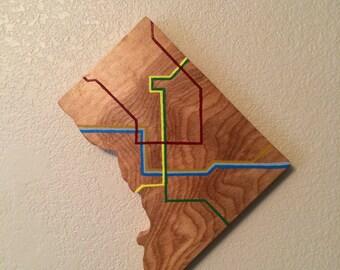 D.C. Metro Lines