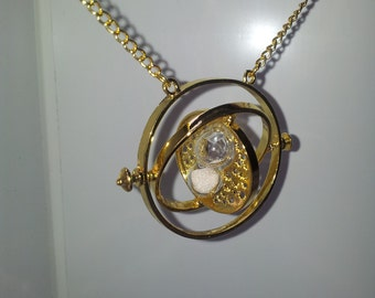 Hermione Granger timeturner necklace Hogwarts Harry, Replica