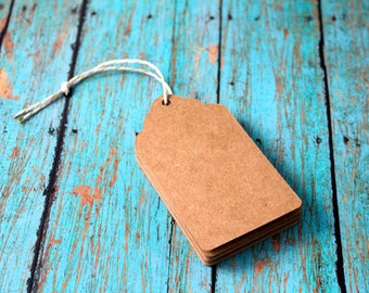 Gift Tags, Die Cut Paper Tags, Wedding Wish Tags, Favor Tags, Hang Tags