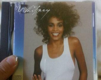Whitney ( 1987 CD, Arista Records )