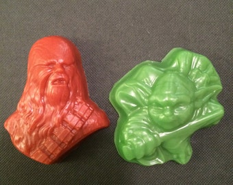 Star Wars soap