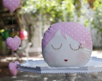 Decorative Pillow Face