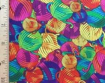AvLyn Fabrics     Balls of Yarn