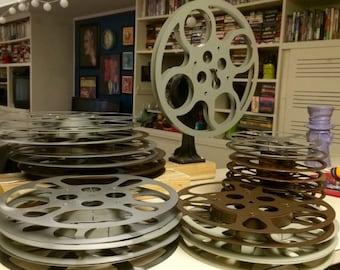 16mm Film Reels - 12 - 14 inch