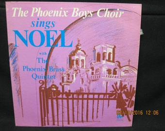 Phoenix Boys Choir Sings Noel with the Phoenix Brass Quartet