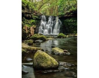 Photo of Goit Stock Waterfall