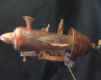 Steam punk Rocket