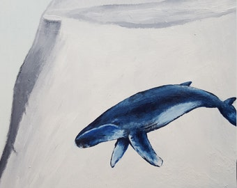 Whale in a Bag