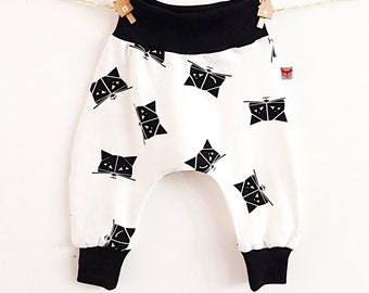 Baby harem trousers katje2