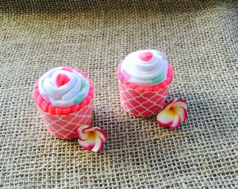 Mini cupcake baby clothes, baby shower gift, baby clothes, baby girl gift