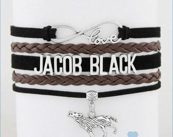 JACOB BLACK Infinity Love Bracelet