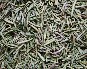 1 oz- 30 gr Rosemary Dried Organic, Dried Rosemary, organic rosemary, dried herb, cooks gift, natural herb