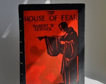 Coptic Bound Journal....House of Fear