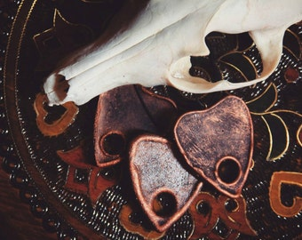 Witchy Planchette Necklaces - Gothic - Witchy Jewelry