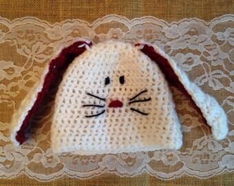 SALE 25% OFF: Baby Bunny Hat