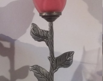 Rose Scented Candle Holder