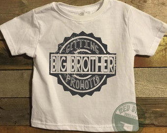 Getting Promoted To BIG BROTHER
