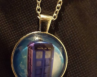 Dr.who necklace