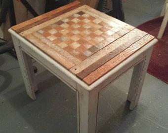 Accent Table Game Table