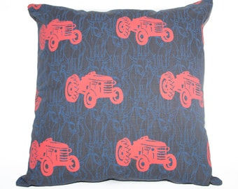 Plaastaxi Scatter Cushion Cover